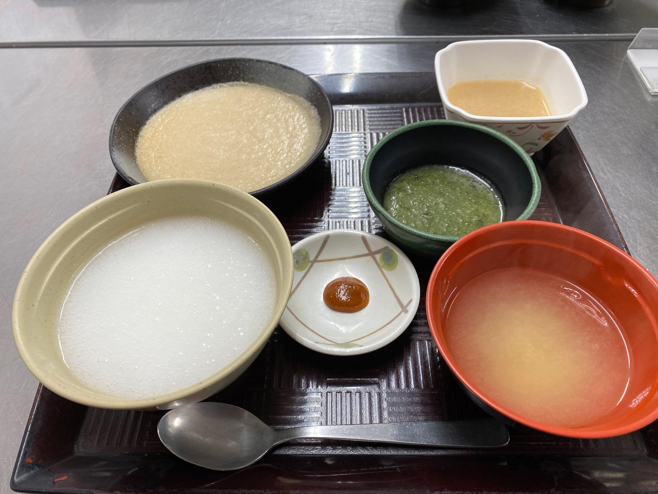 ミキサー食(ペースト)